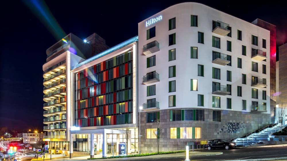 C D Hilton Bournemouth