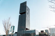 <p>Kane undertakes High Rise Residential Project Manhattan Loft Gardens in Stratford, London</p>