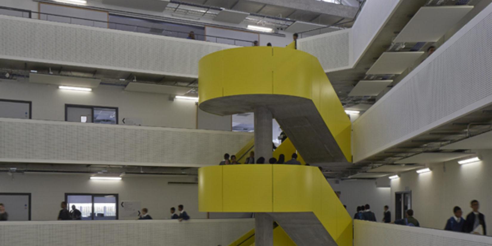 C D Bow Road School 2