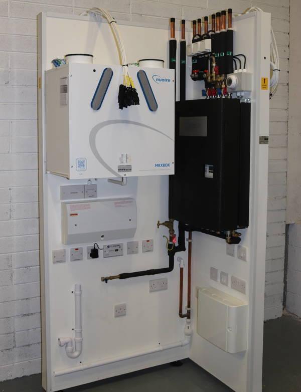 MEP Utility Cupboard