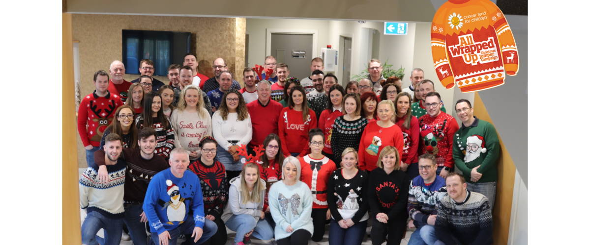 Xmas jumpers 2019